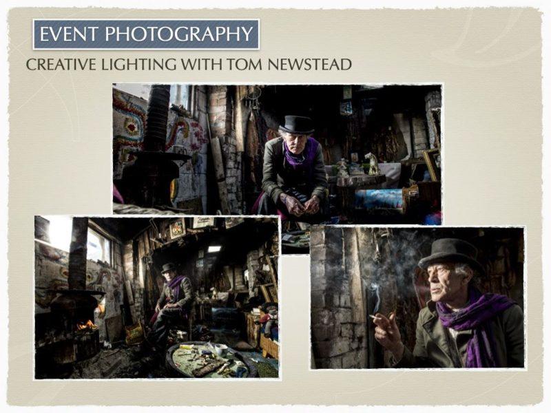 Creative Lighting with Tom Newstead