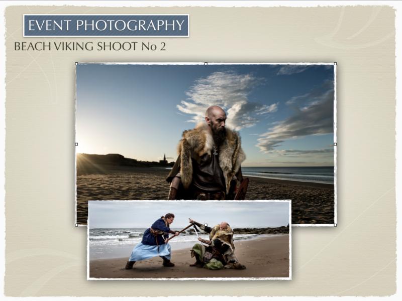 Beach Viking shoot number 2